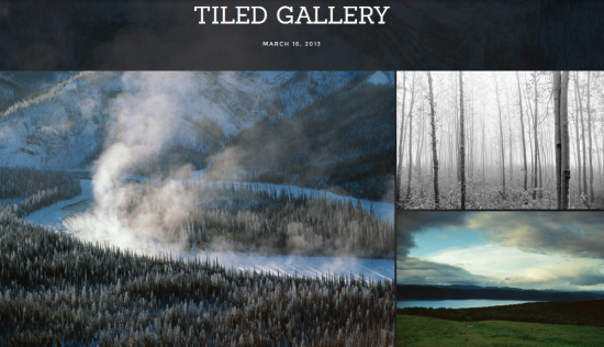 Tiled-Gallery