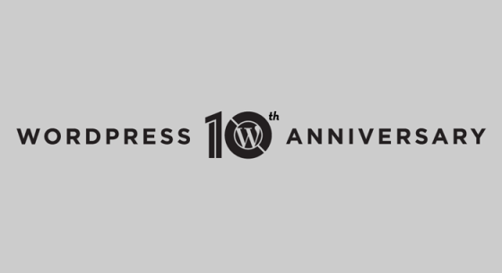 Wordpress-Anniversary