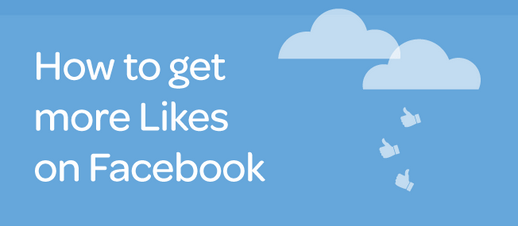 Infographic Get More Likes on Facebook