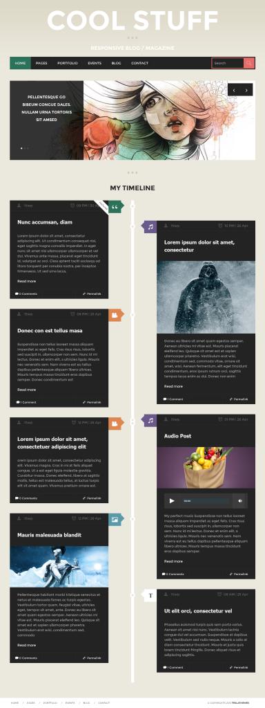 Cool Stuff - WordPress - Themes-Free-WordPress-Themes