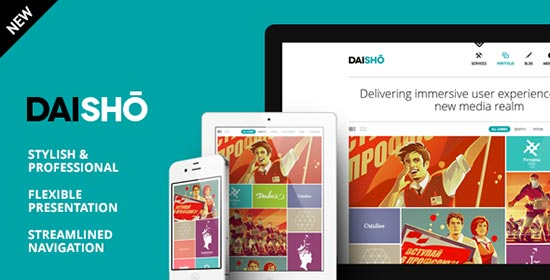 Daisho-Wordpress-Theme