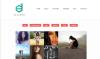 10 Grid Based WordPress Themes for Creatives &Photographers