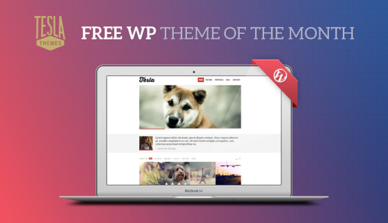 Free-Premium-WordPress-Theme-Tesla-Theme
