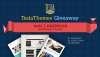 TeslaThemes Giveaway: Win 3 Awesome WordPress Themes
